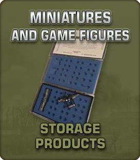 Figure Storage & Transport Cases