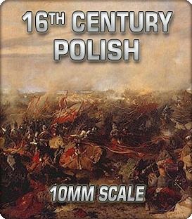 10mm 16th Century Polish (1560-1690)