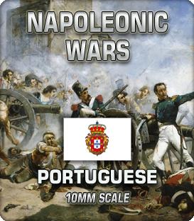 10mm Portuguese (1807-1814)
