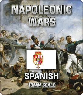 10mm Spanish (1807-1814)