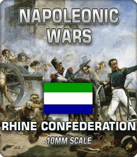 10mm Rhine Confederation (1807-1814)