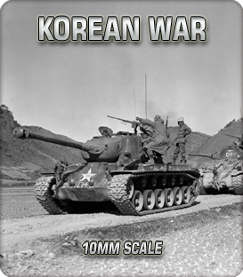 10mm Korean War (1950-1953)