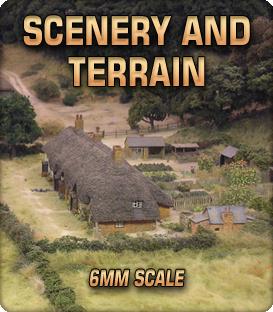 6mm Scale Scenery & Terrain