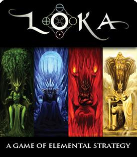LOKA: Fantasy Chess