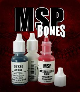 MSP Bones Colors