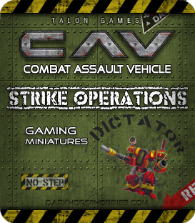 C.A.V. [Strike Operations] Miniatures