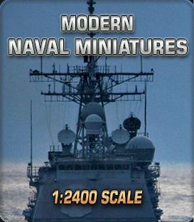 1:2400 Scale Modern