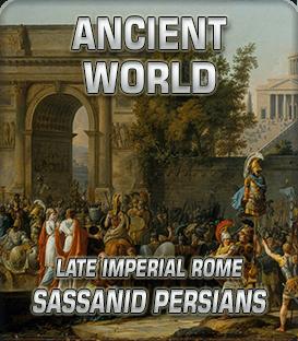 10mm Sassanid Persians