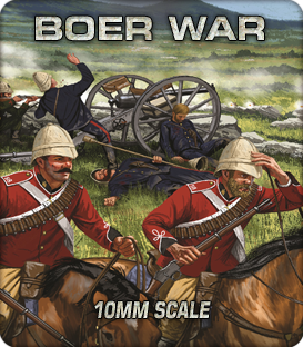 10mm Boer War (1899-1902)