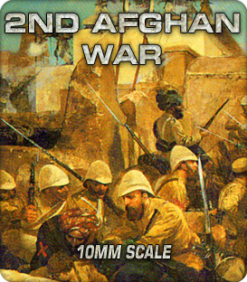 10mm Second Anglo-Afghan War (1878-1880)