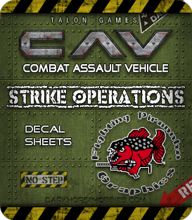 C.A.V. [Strike Operations] Decals