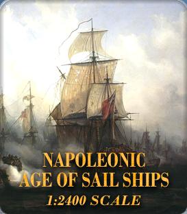 1:2400 Scale Napoleonic