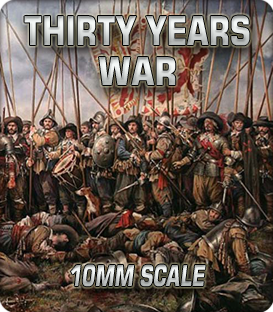 10mm Thirty Years War (1618-1648)