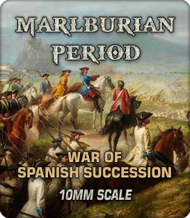 10mm Marlburian (1701–1714)