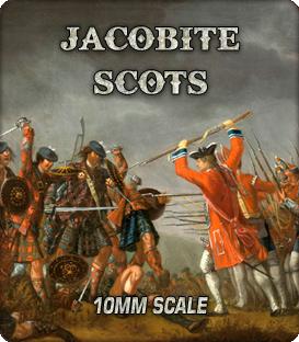 10mm Jacobite Scots (1745)