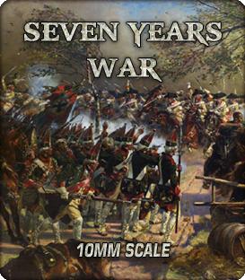 10mm Seven Years War (1754-1763)