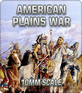 10mm Plains War (1850-1880)