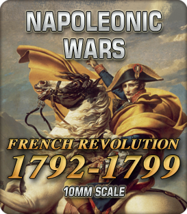 10mm French Revolution (1792-1797)