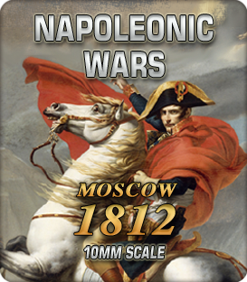 10mm Napoleonic Wars (1812 Moscow)