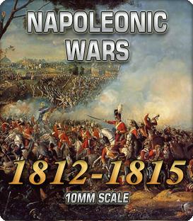 10mm Napoleonic Wars (1812-1815)