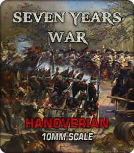 10mm Hanoverian (1754-63)