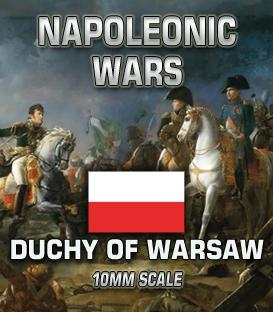 10mm Duchy of Warsaw (1809)
