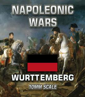 10mm Wurttemberg (1809)
