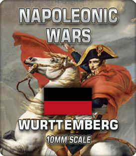 10mm Wurttemburg (1812)