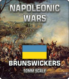 10mm Brunswickers (1812-15)