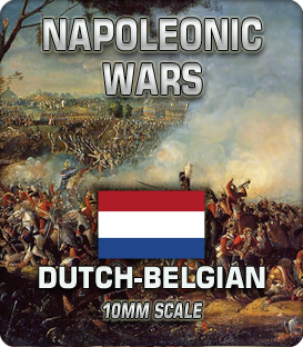 10mm Dutch-Belgian (1812-15)