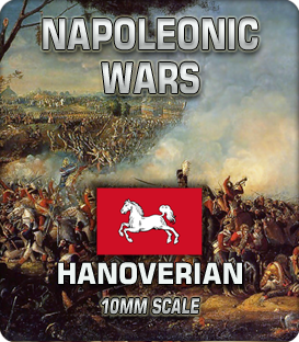 10mm Hanoverian (1812-15)