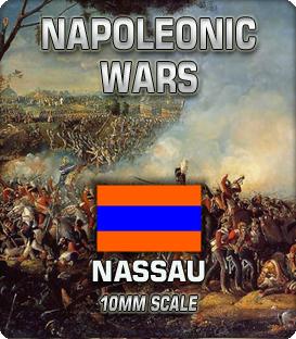10mm Nassau (1812-15)