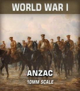10mm Anzac (1914-18)