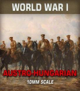 10mm Austro-Hungarian (1914-18)