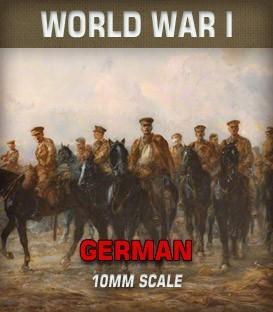 10mm German (1914-18)