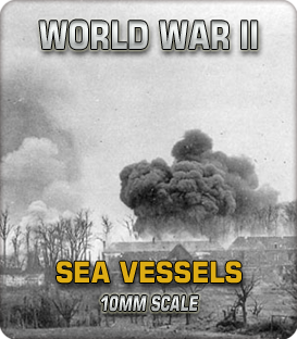 10mm Sea Vessels (1939-45)