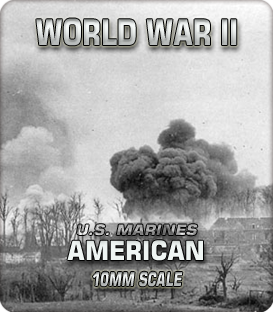 10mm American Marines (1941-45)