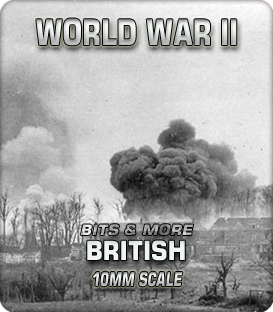 10mm British Bits and More (1939-45)