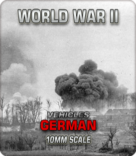 10mm German Vehicles (1939-45)