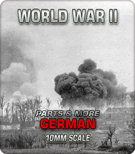 10mm German Parts and More (1939-45)