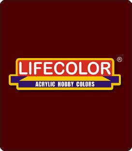 Lifecolor Federal Standard Colors