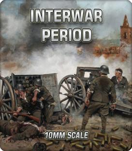 10mm Inter War (1919-1939)