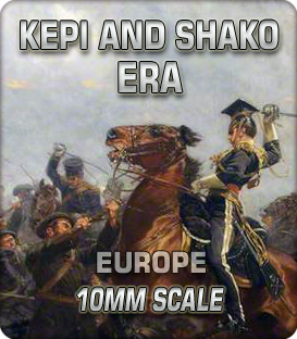 10mm European Misc (19th Century)