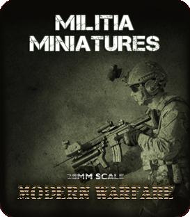 28mm Milita Miniatures