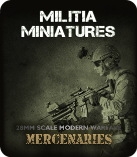 28mm Mercenaries