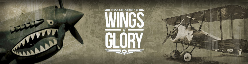 Shop Wings of Glory Tabletop Miniatures Game products at Dark Horse Hobbies - Today!