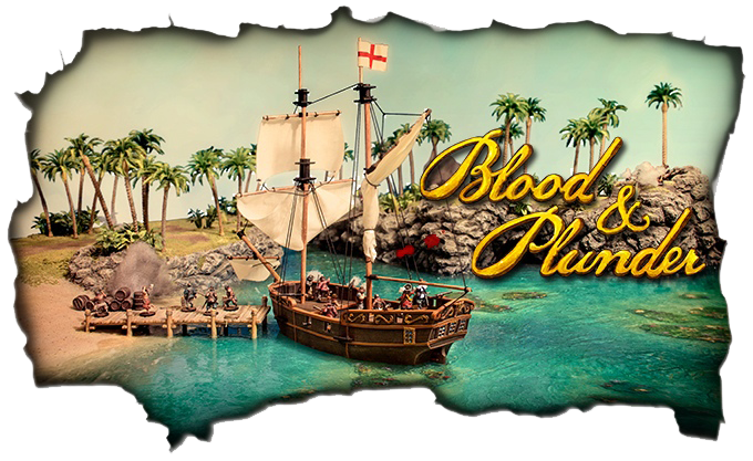 Firelock Games - Blood & Plunder Buccaneer Pirates Miniatures Game