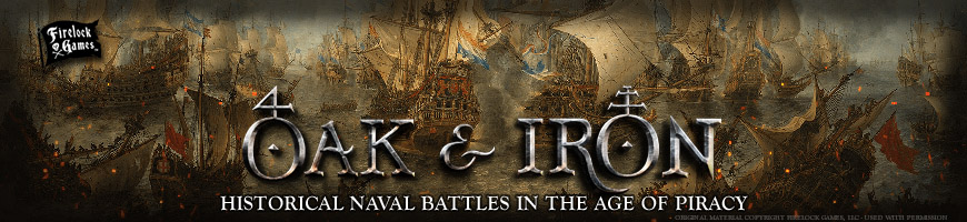 Shop Dark Horse Hobbies for 1:600 Scale Oak & Iron Naval Wargaming Products - Today!