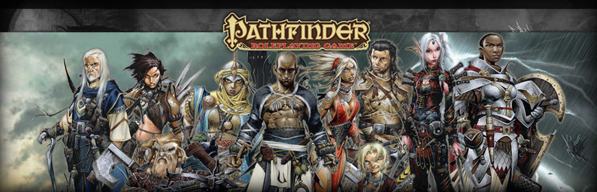 Shop for your Pathfinder RPG Roleplaying Game products and accessories at Dark Horse Hobbies... Today!