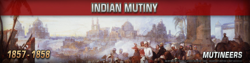 Shop for 10mm Colonial Wars Indian Mutiny (1857-1859) Mutineers Gaming Miniatures at Dark Horse Hobbies - Today!